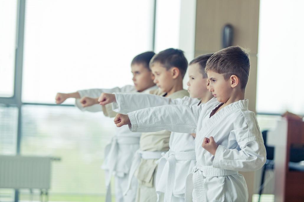 Karate od podstaw