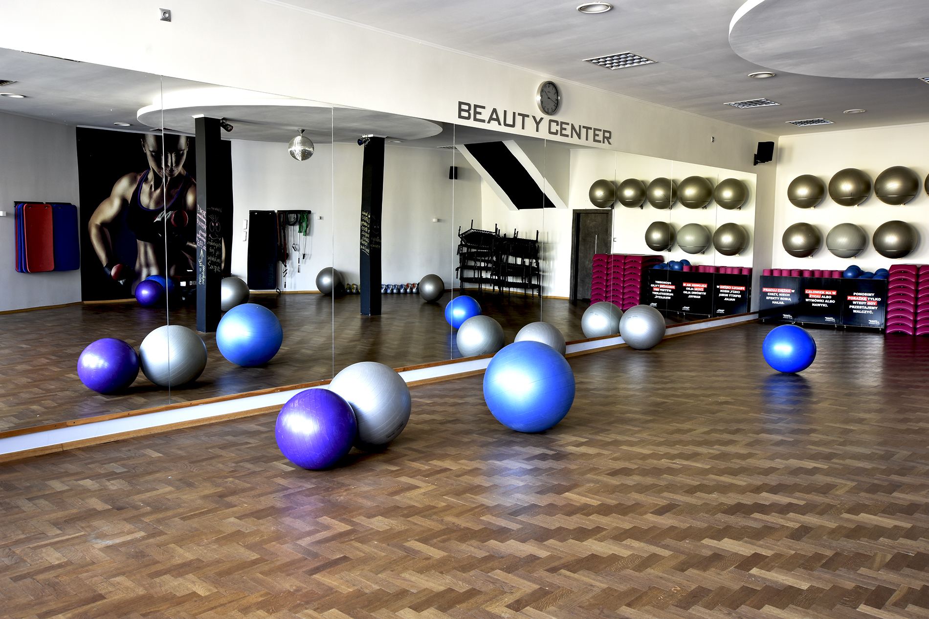 Beauty Center fitness Pabianice