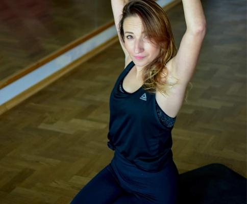 Martyna trener personalny Beauty Center