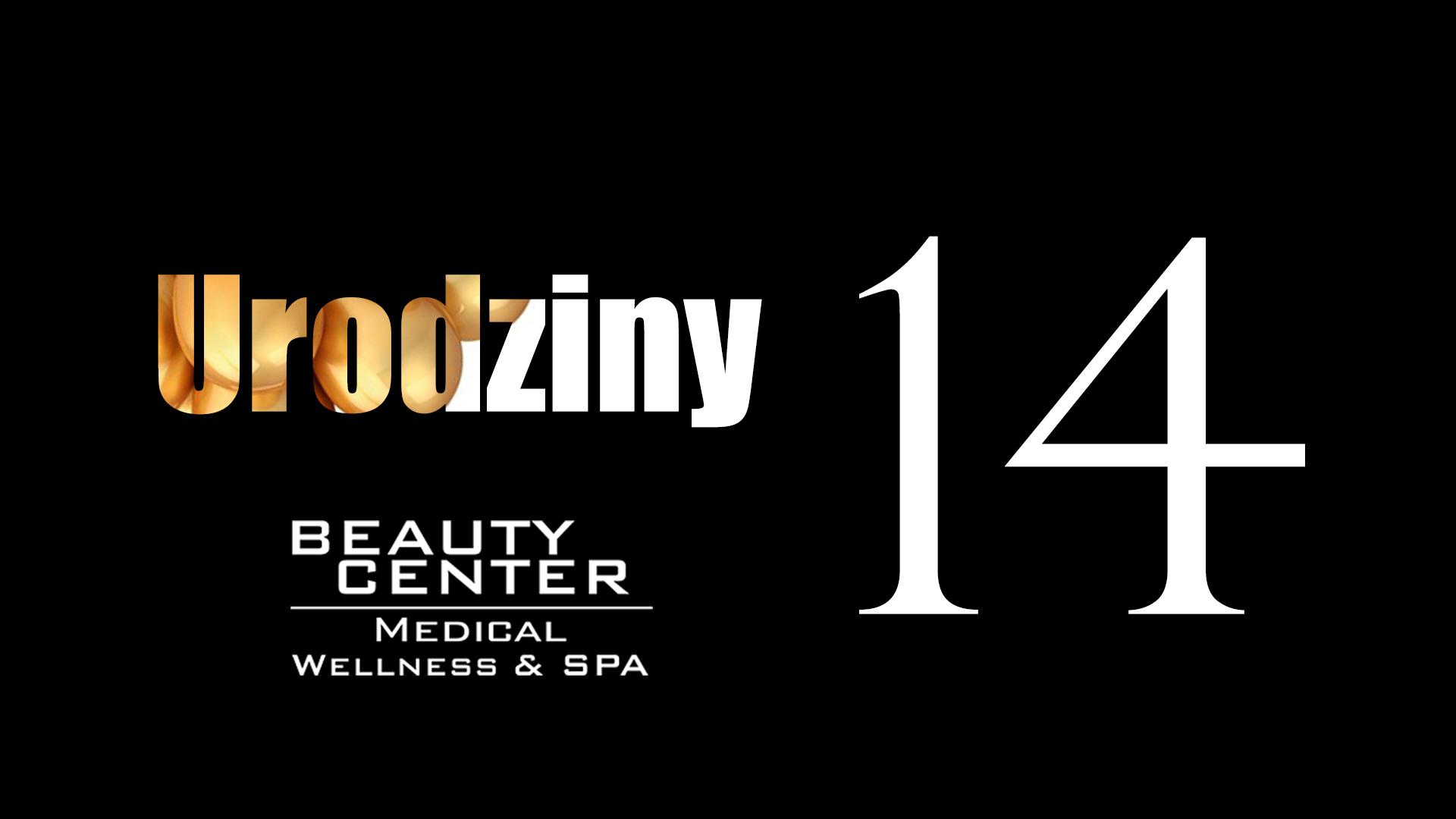 14 urodziny Beauty Center
